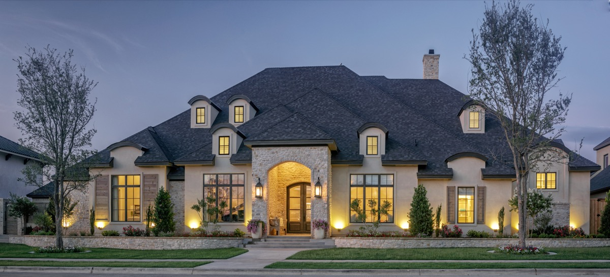 Featured Luxury Custom Parade Home by Mike Becknal & Company